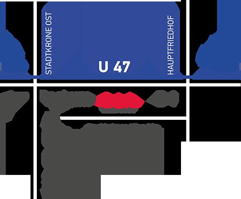 Lageplan QA RheinRuhr